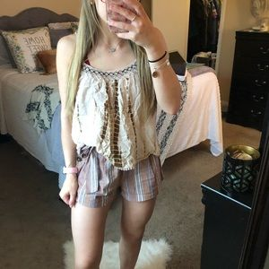 American Eagle Outfitters Tops - American Eagle Tie-Dye Tank Top